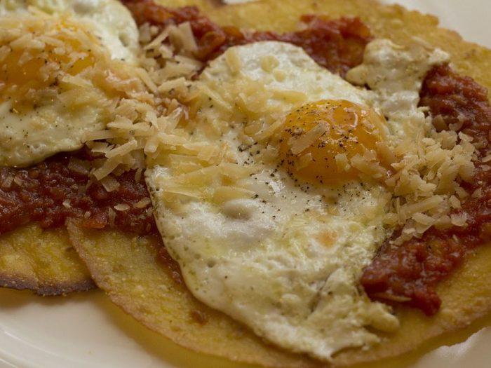 huevos rancheros mejicanos