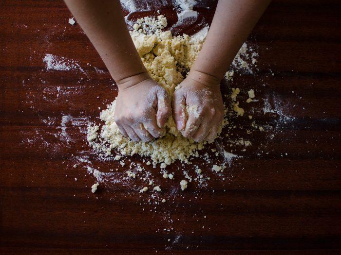 Masa de Tarta Integral, base de tarta integral