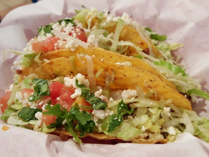 Tacos Vegetarianos, tacos mexicanos sin carne, tacos mexicanos