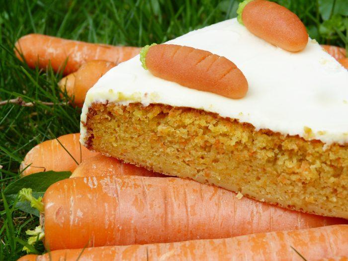tarta de zanahoria, Pastel Zanahoria, carrot cake