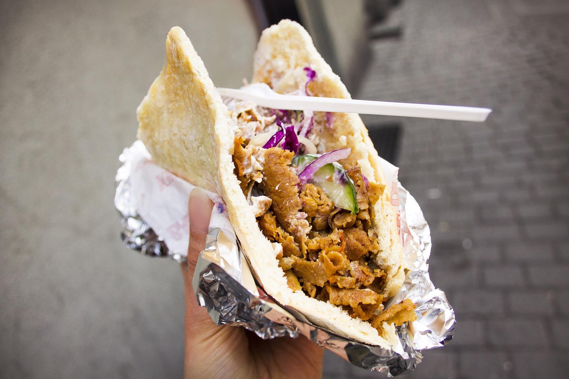 Doner Kebab, döner kebab, shawarma