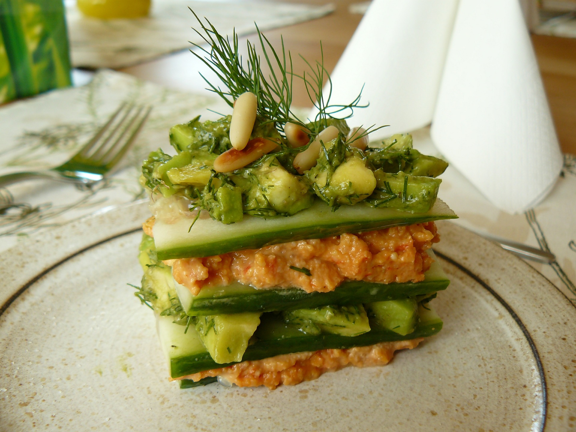 Lasaña de Calabacín, lasaña de verano, lasaña de verduras, lasaña sin carne