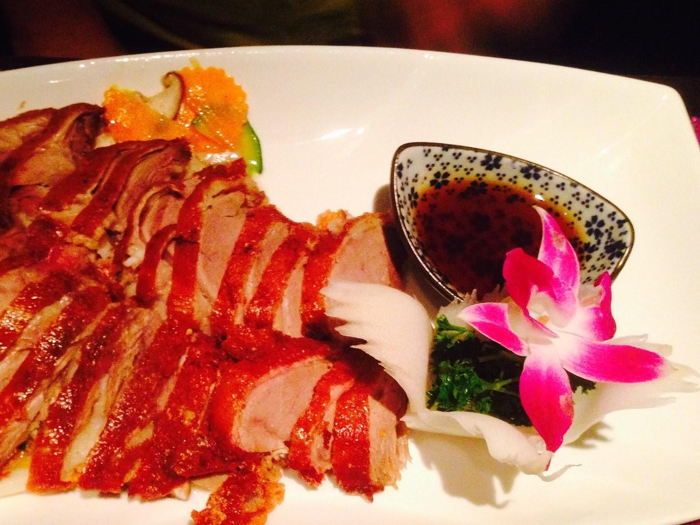 Salsa de Ciruela, salsa asiática, salsa para pato asado