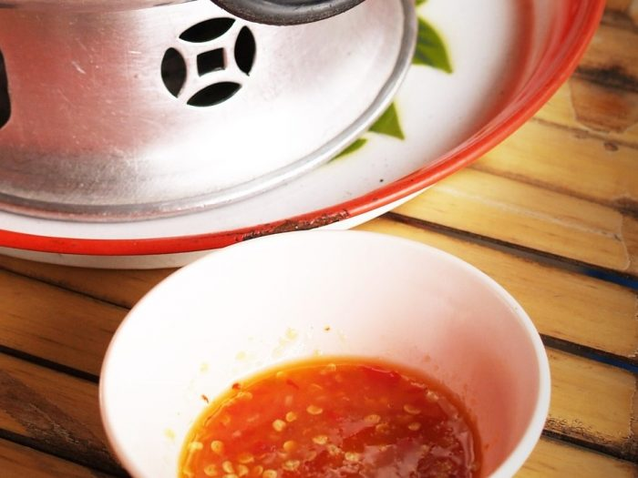 salsa agridulce, salsa china agridulce, salsa china